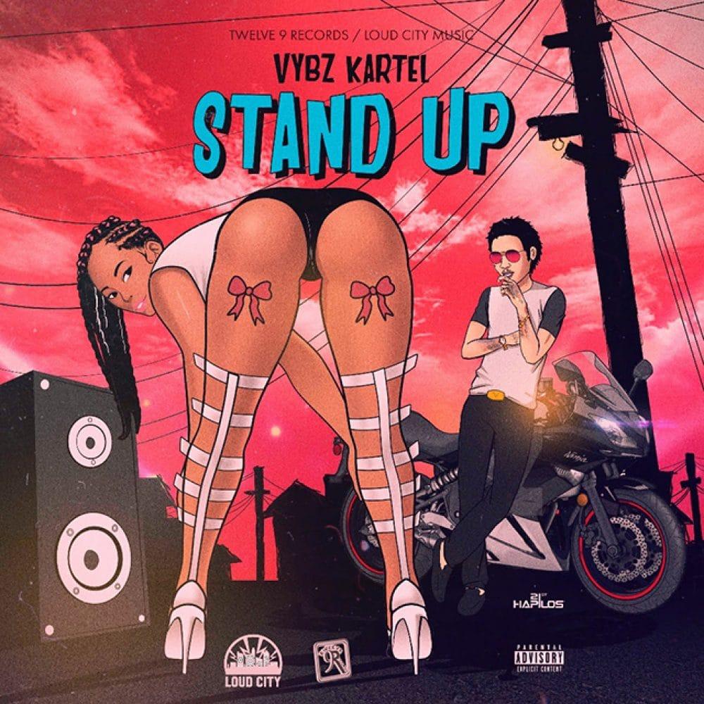 VYBZ KARTEL - STAND UP