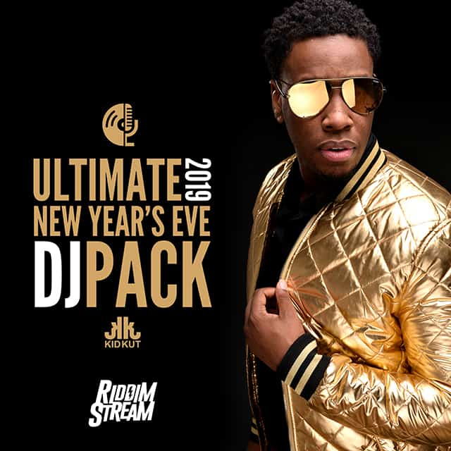 2019 ULTIMATE NEW YEAR'S EVE DJ PACK