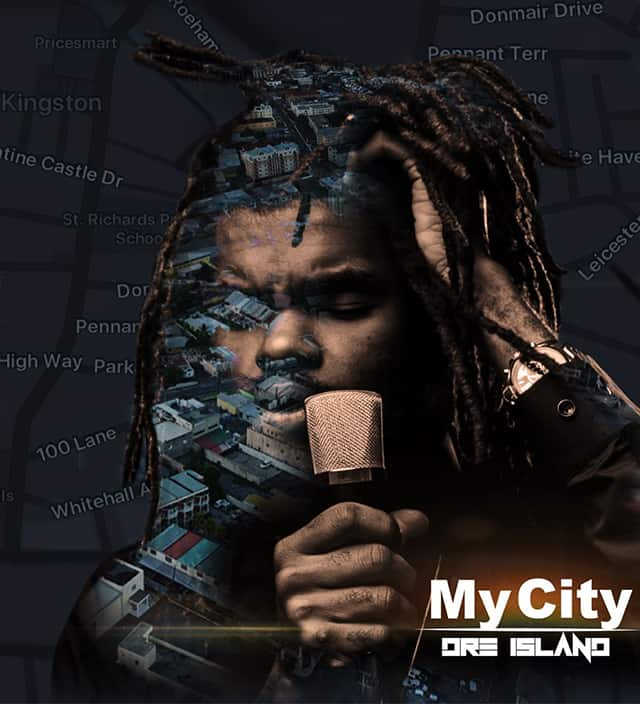 Dre Island - My City