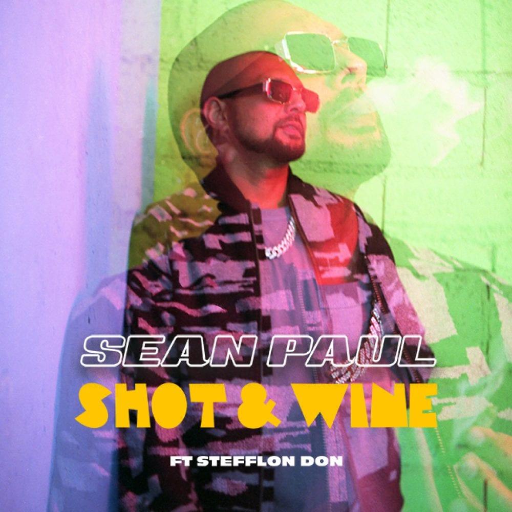 Sean Paul ft. Stefflon Don - Shot And Wine