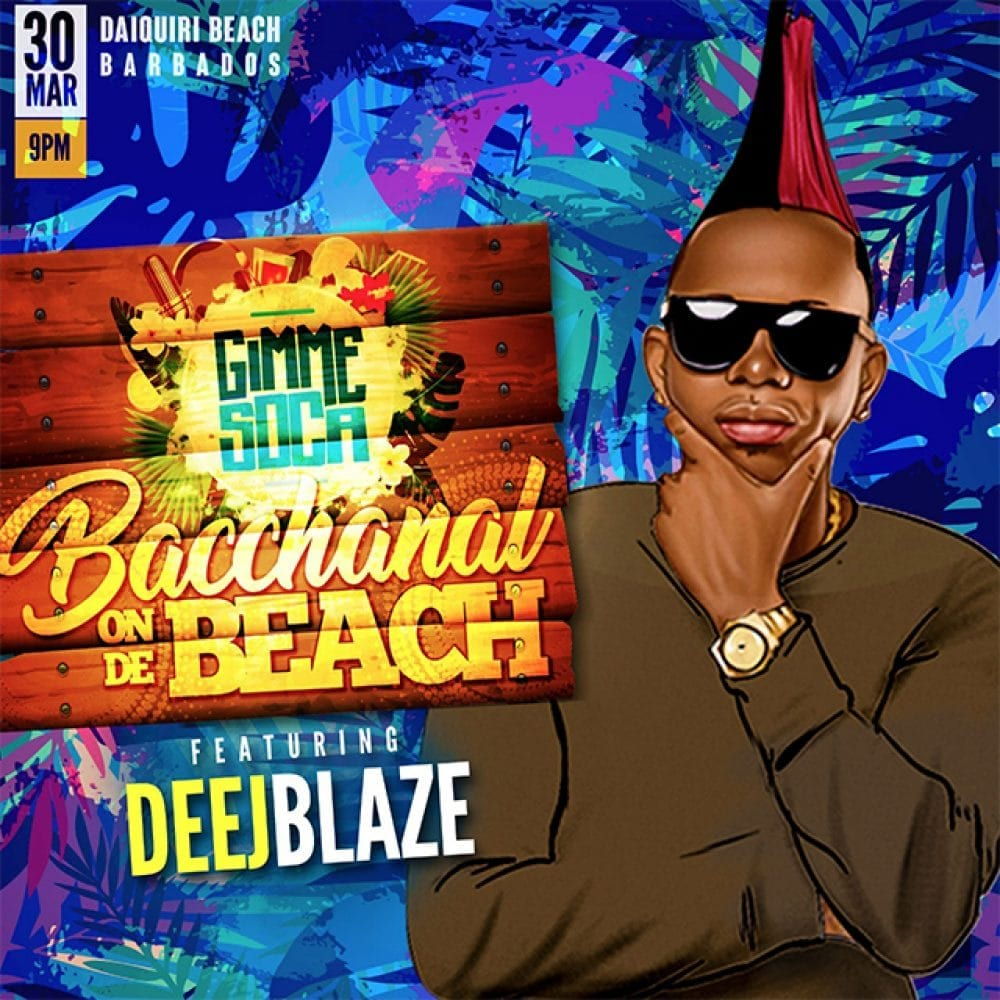 Gimme Soca 2019 Soca Mix Pt.1 Mixed by Deejblaze