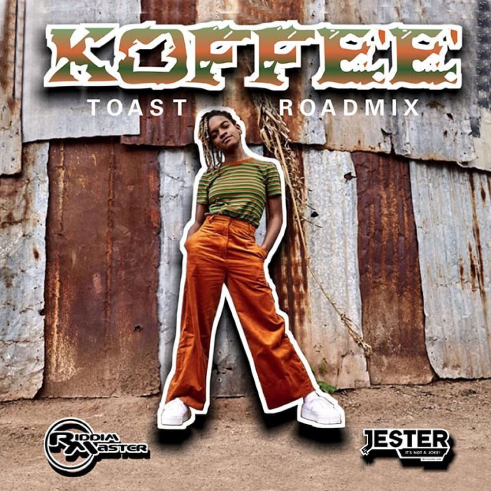 Koffee - Toast (Jester x Riddim Master Road Mix)