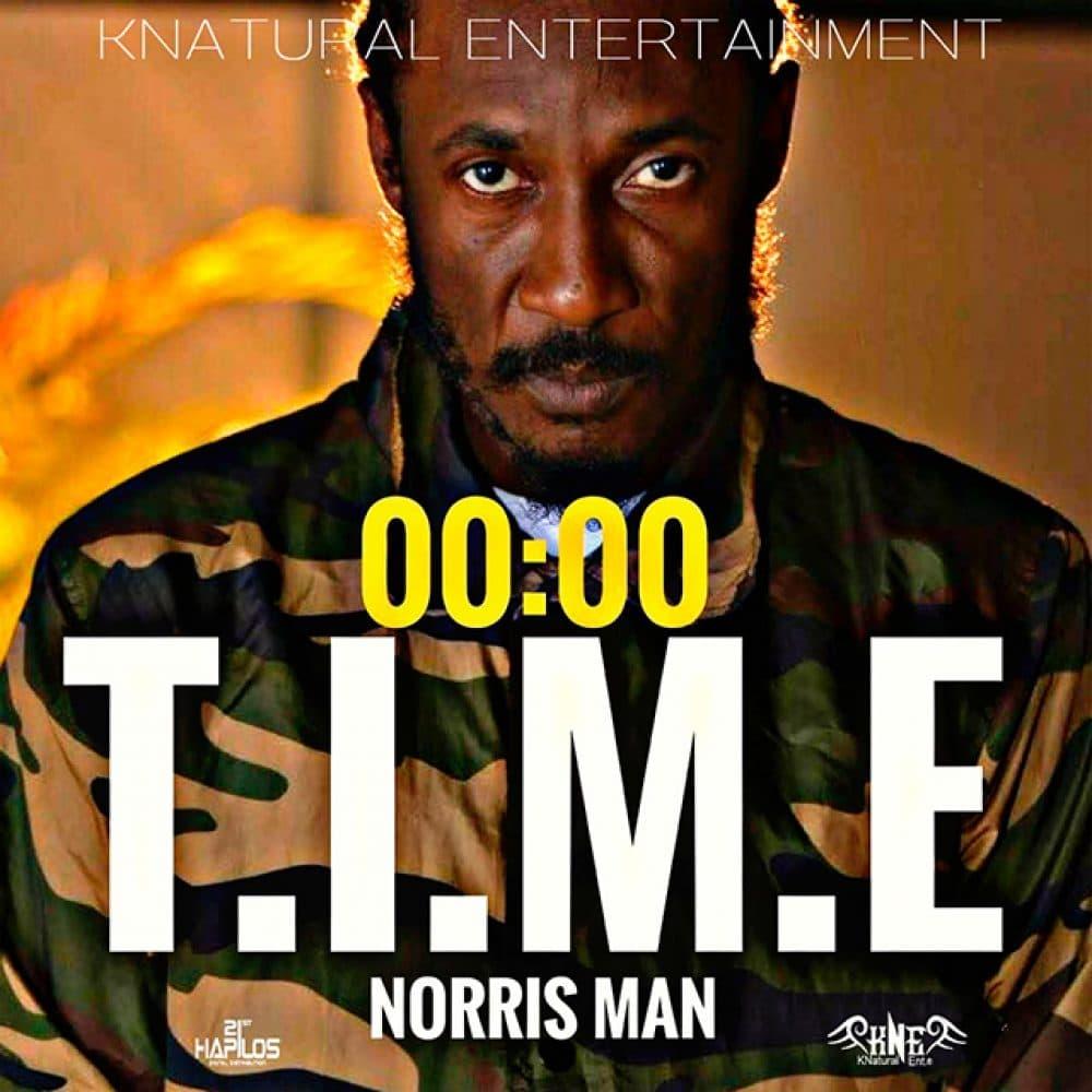 Norris Man - Time
