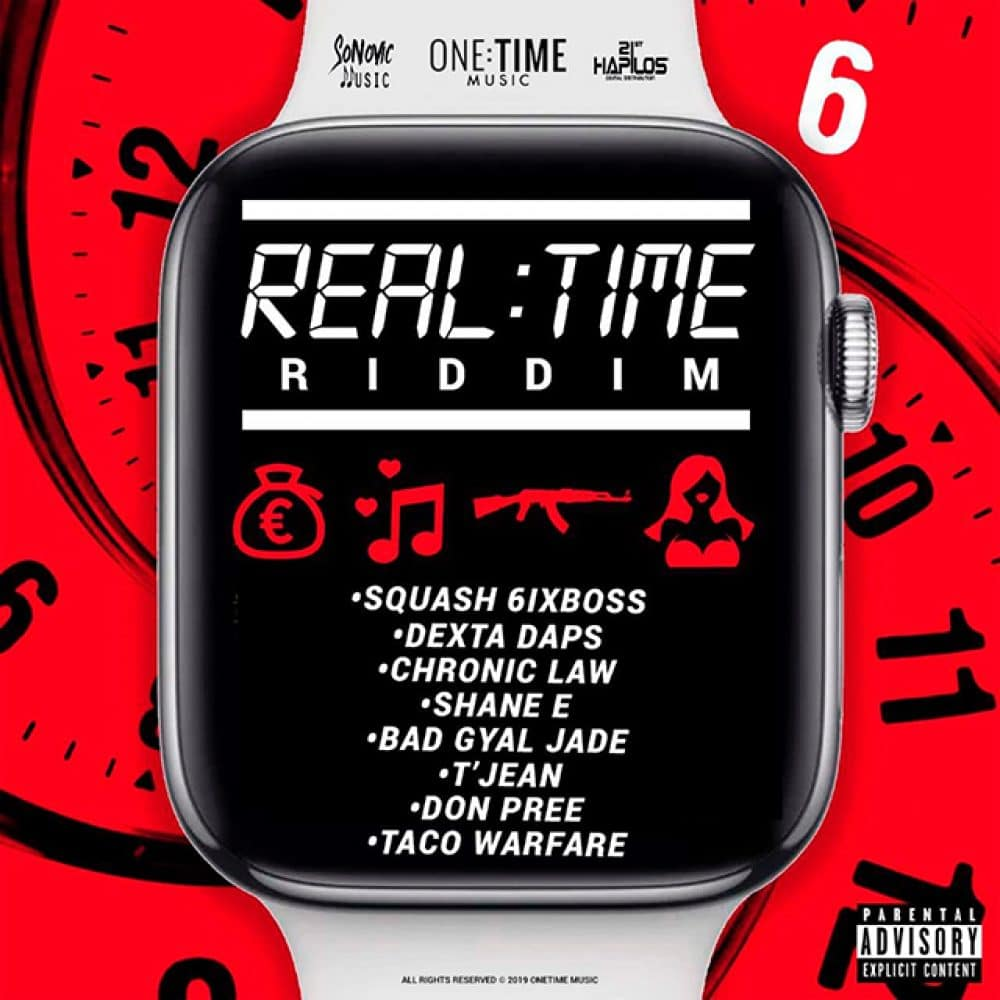 Real Time Riddim - One Time Music