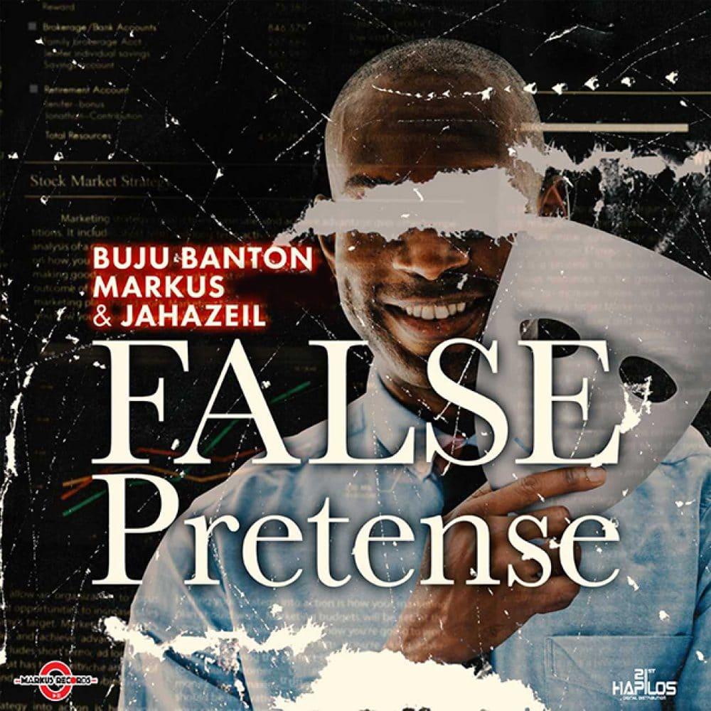 Buju Banton & Markus Myrie & Jahazeil Myrie - Flase Pretense