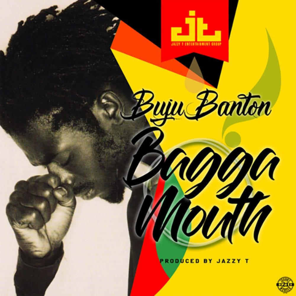 Buju Banton - Bagga Mouth - Produced By Jazzy T