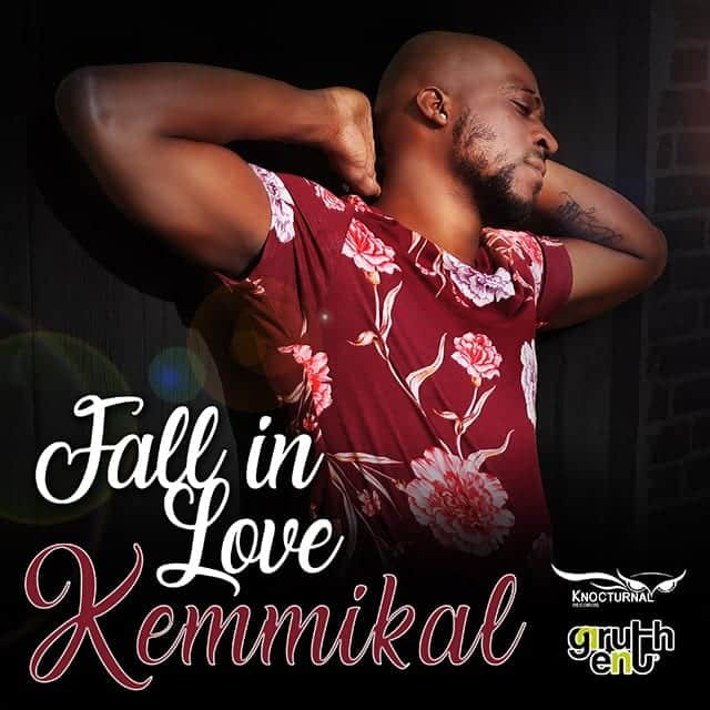 Kemmikal - Fall In Love - Garuth Entertainment / Knocturnal Records