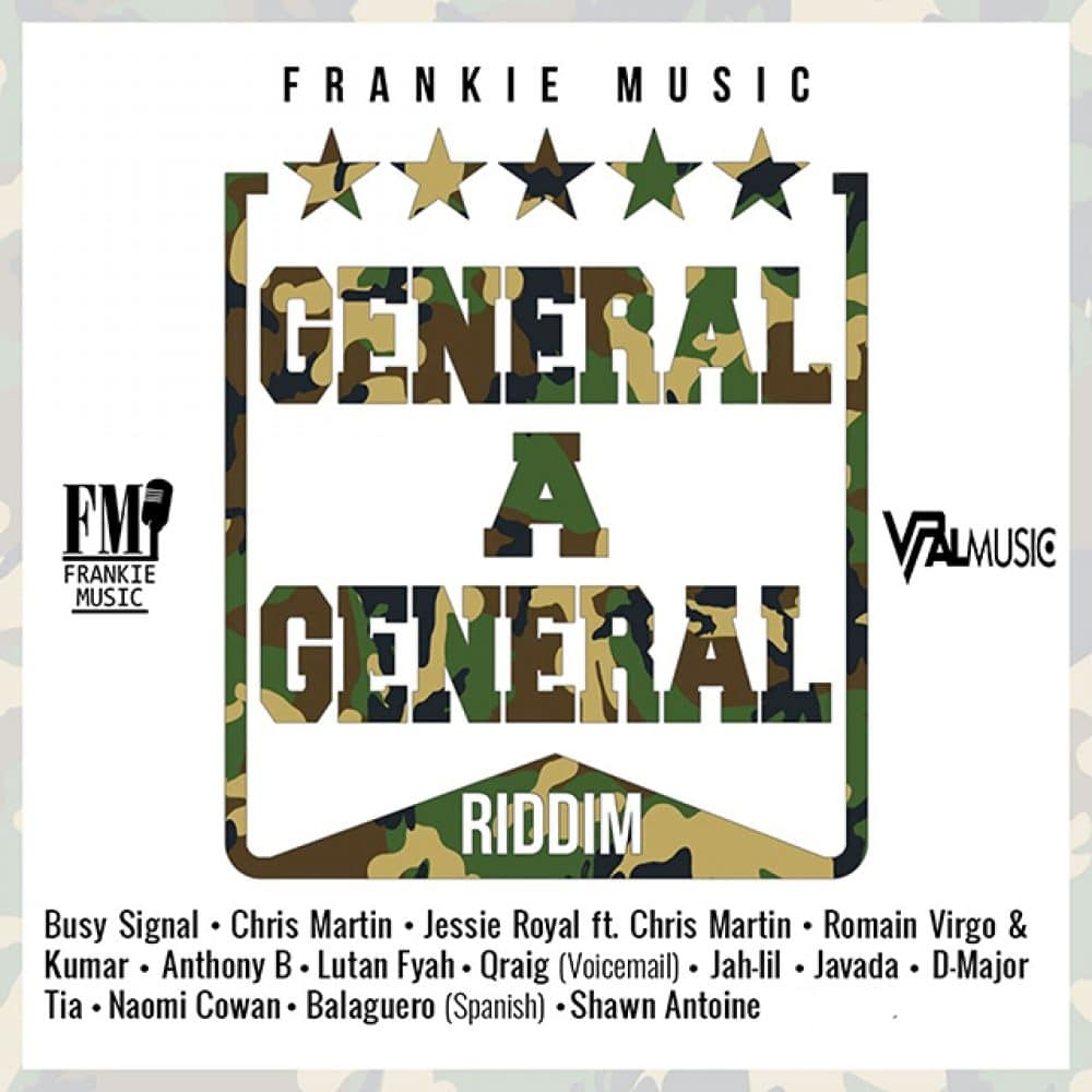 General A General Riddim - Frankie Music / VPAL Music
