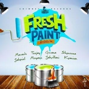 Chimney Records - Fresh Paint Riddim