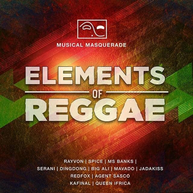 Serani ft. Musical Masquerade - 1234 Girls - Elements of Reggae