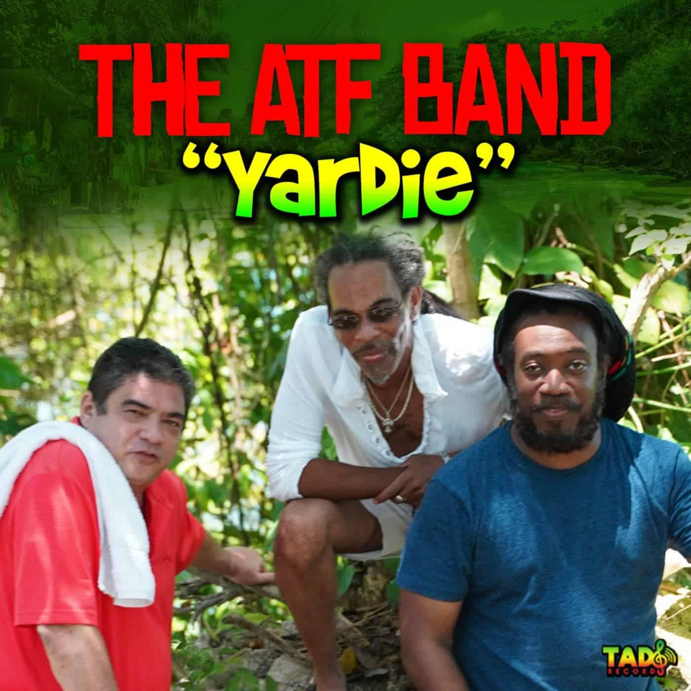 The ATF Band - Yardie - Tads Record