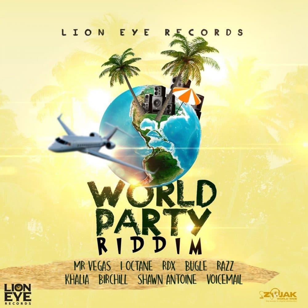 World Party Riddim - Lion Eye Records