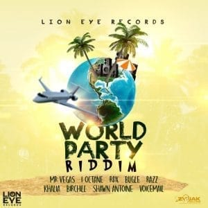 World Party Riddim - Lion Eye Records