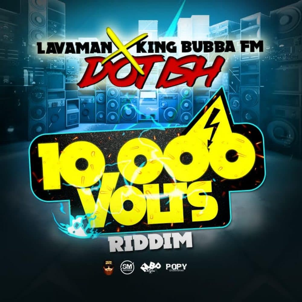 Lavaman feat King Bubba FM - Dotish (Grenada / Barbados 2019)