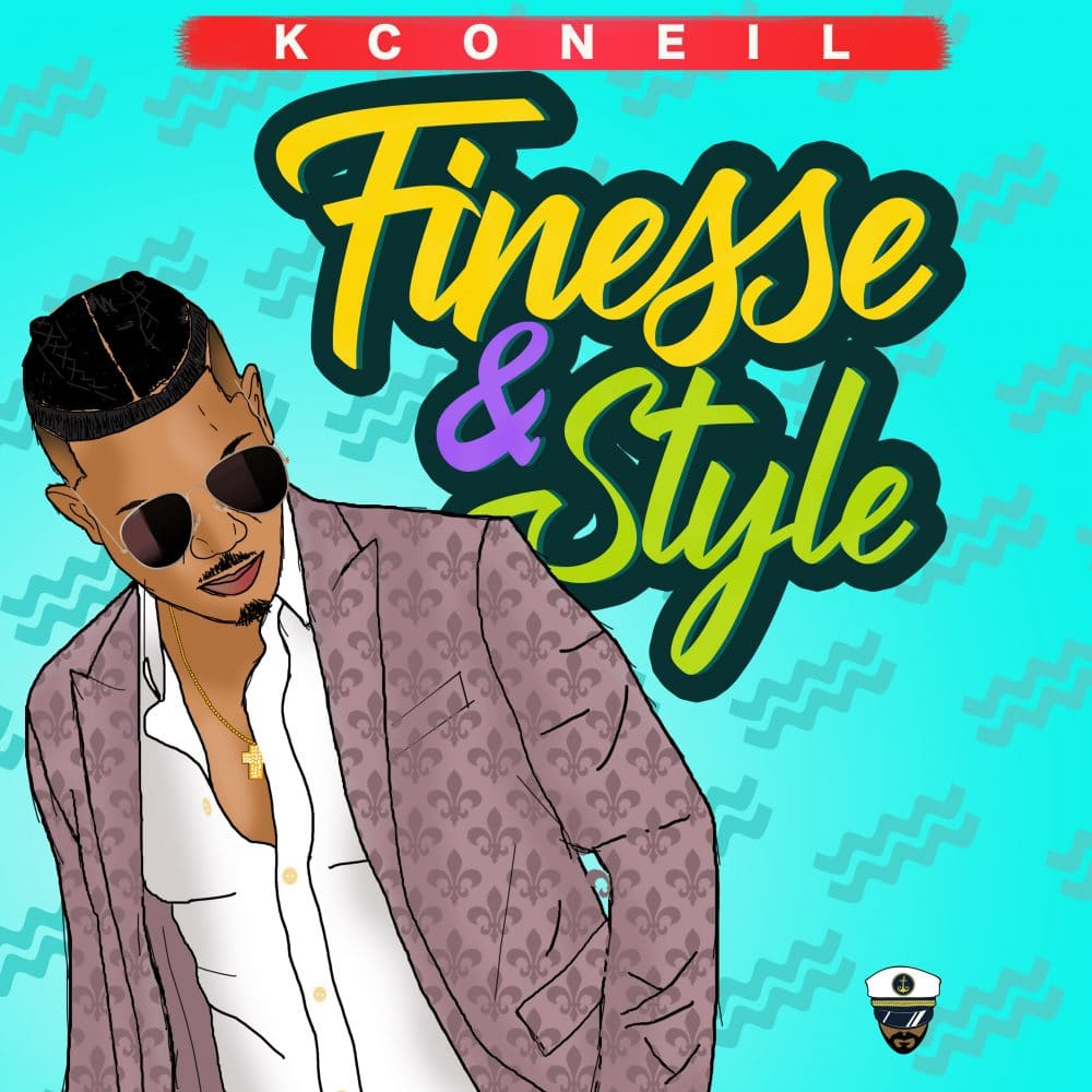 K'Coneil - Finesse & Style