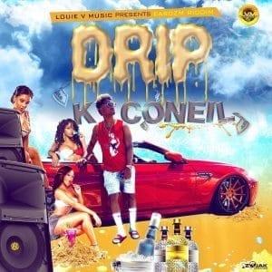 K'Coneil - Drip - Louie V Music