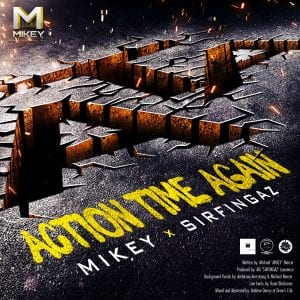 Mikey Mercer - Action Time Again