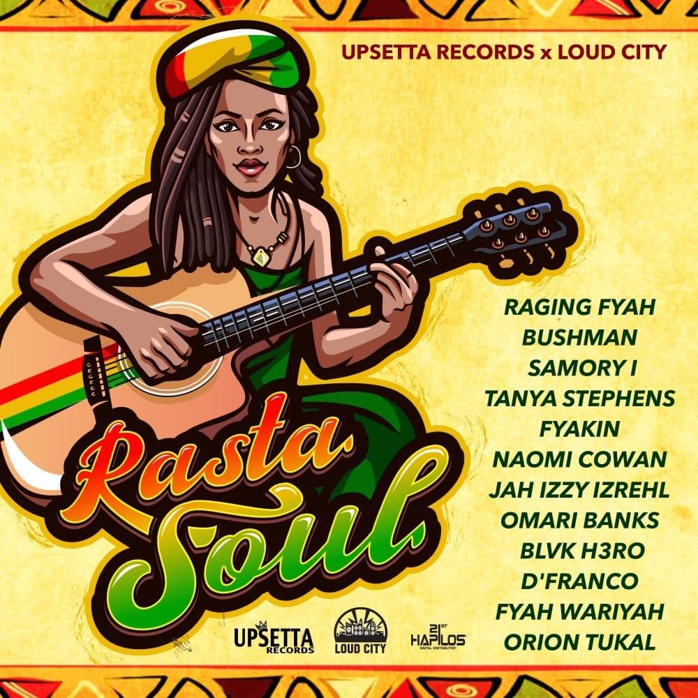 Rasta Soul Riddim - Upsetta Records / Loud City Music - Various Artists