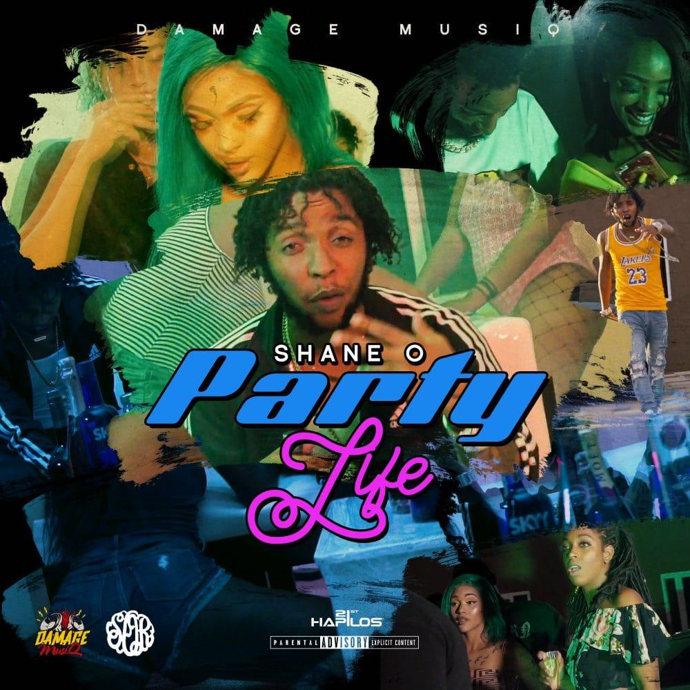 Shane O - Party Life (feat. Damage Musiq)