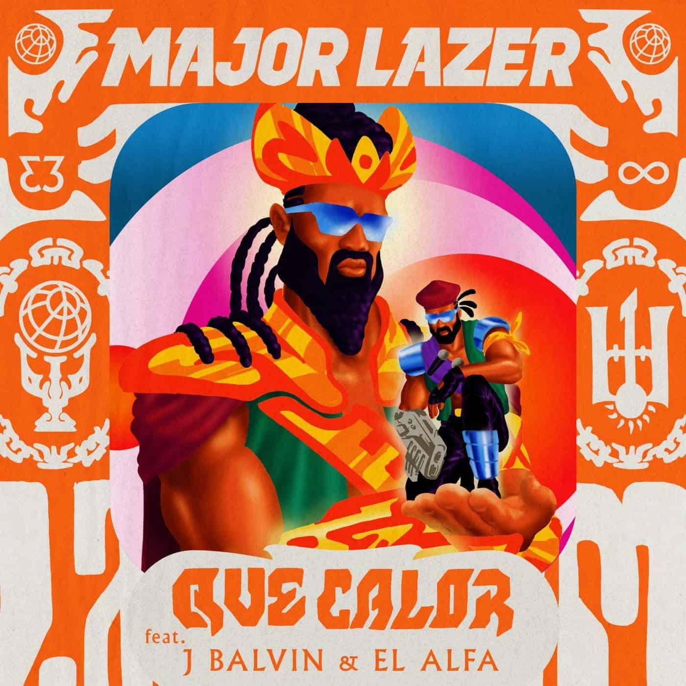"""Major Lazer ft J Balvin and El Alfa """"Que Calor"""""""