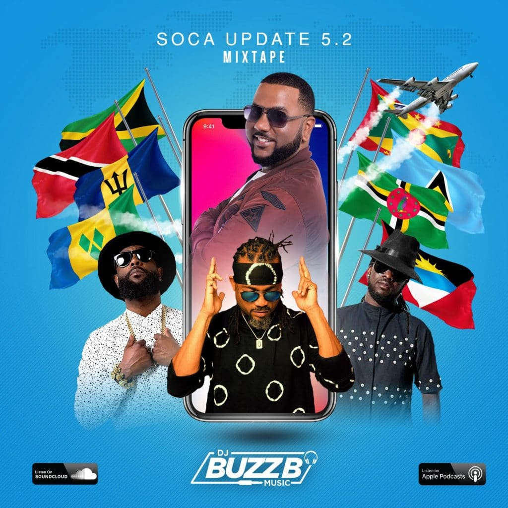 Soca Update 5.2 by DJ BuzzB