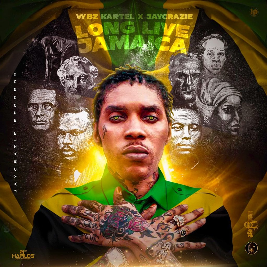 Vybz Kartel & JayCrazie - Long Live Jamaica - JayCrazie Records
