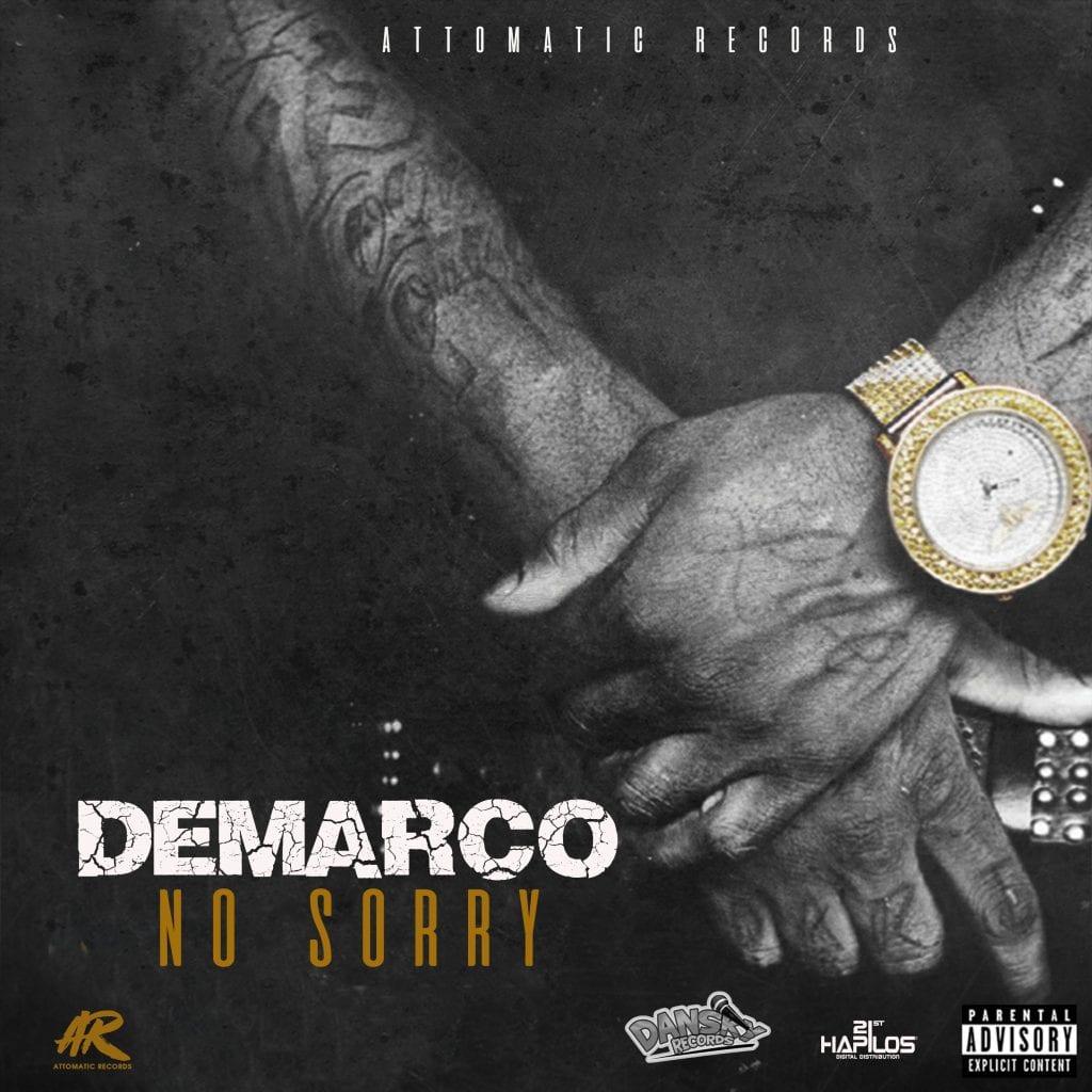 Demarco - No Sorry - Attomatic Records / Dansky Records