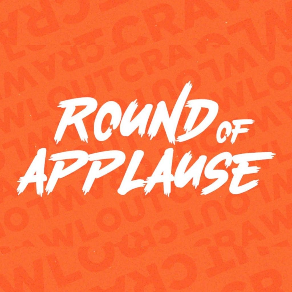 Ricardo Drue - Round Of Applause (Crawl Out Riddim)