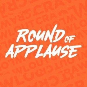 Ricardo Drue - Round Of Applause (Crawl Out Riddim)