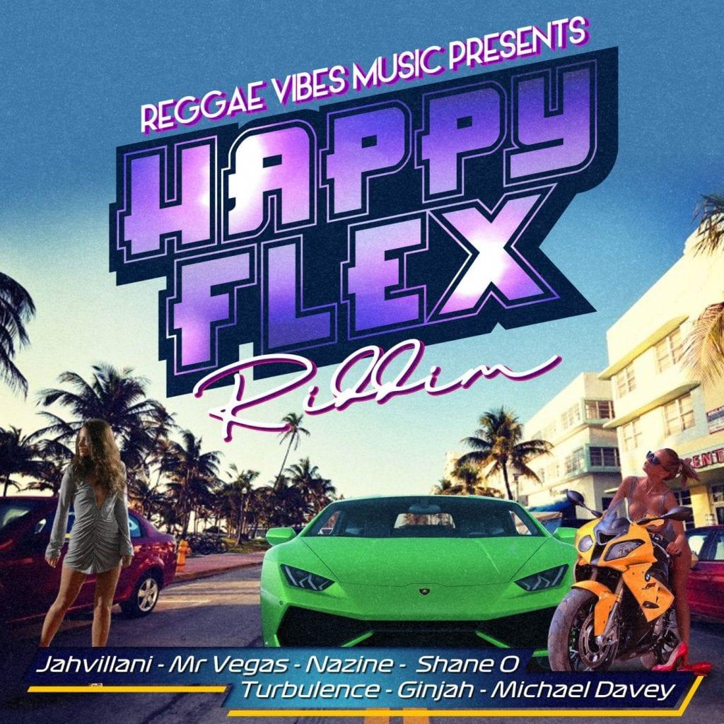 Happy Flex Riddim - Reggae Vibes Music