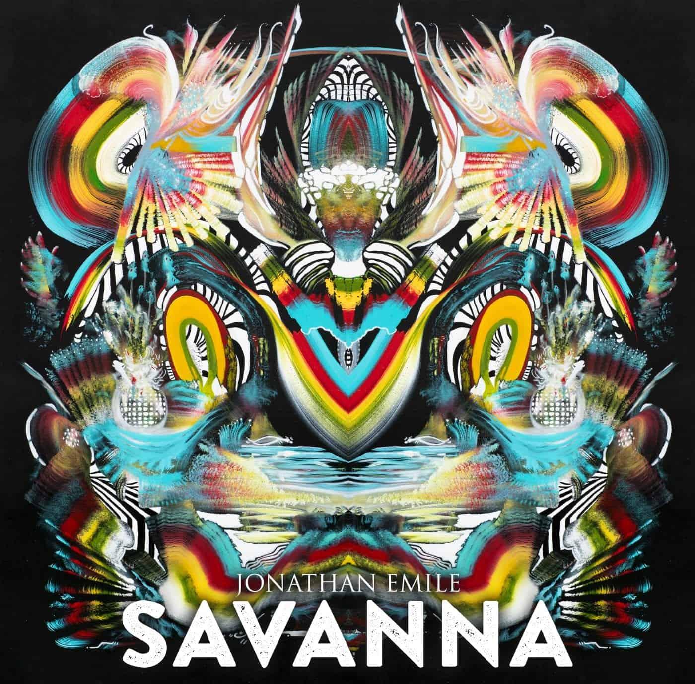 Jonathan Emile - Savanna - Tuff Gong International
