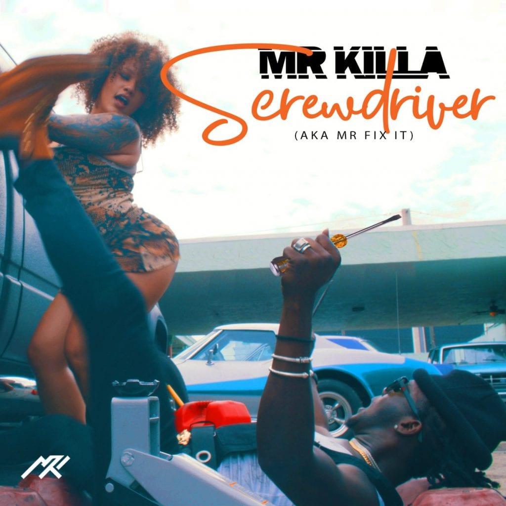 MR KILLA - Screwdriver (aka Mr Fix It)