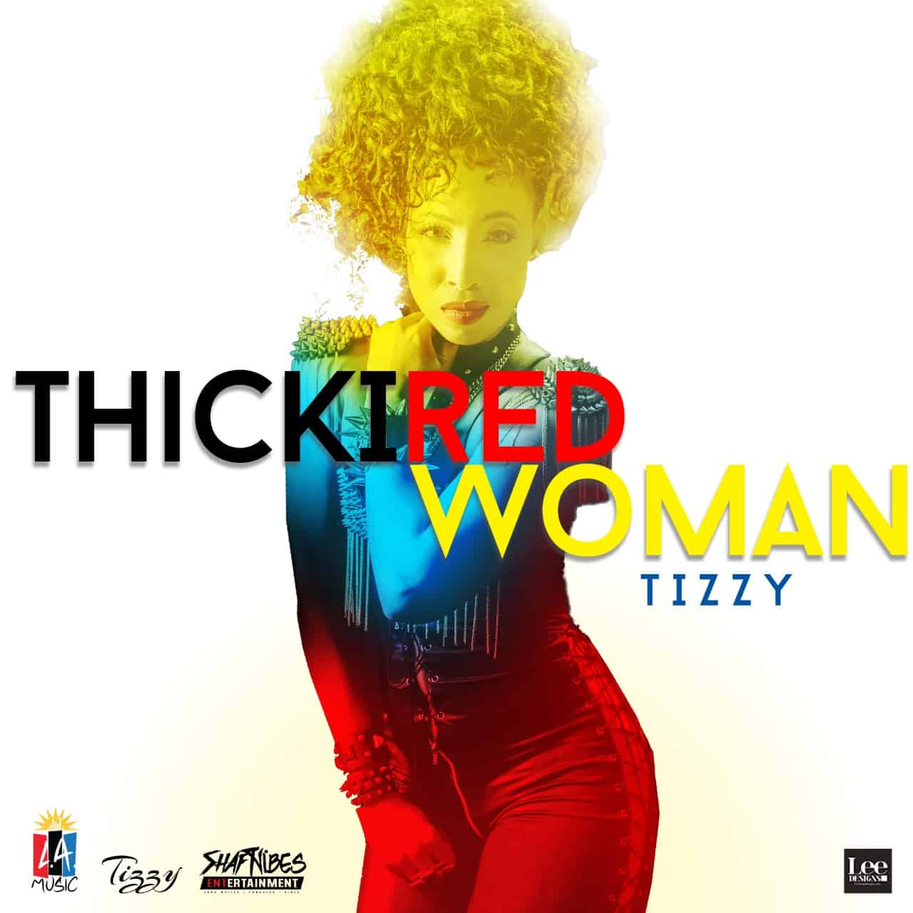 Tizzy & EL-A-KRU Thicki Red Woman