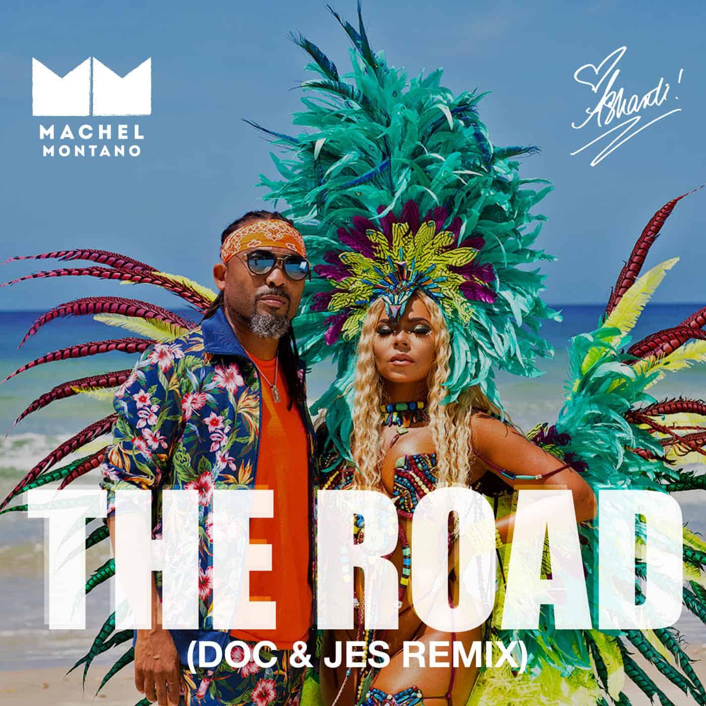 Machel Montano & Ashanti - The Road (Doc & Jes Remix)