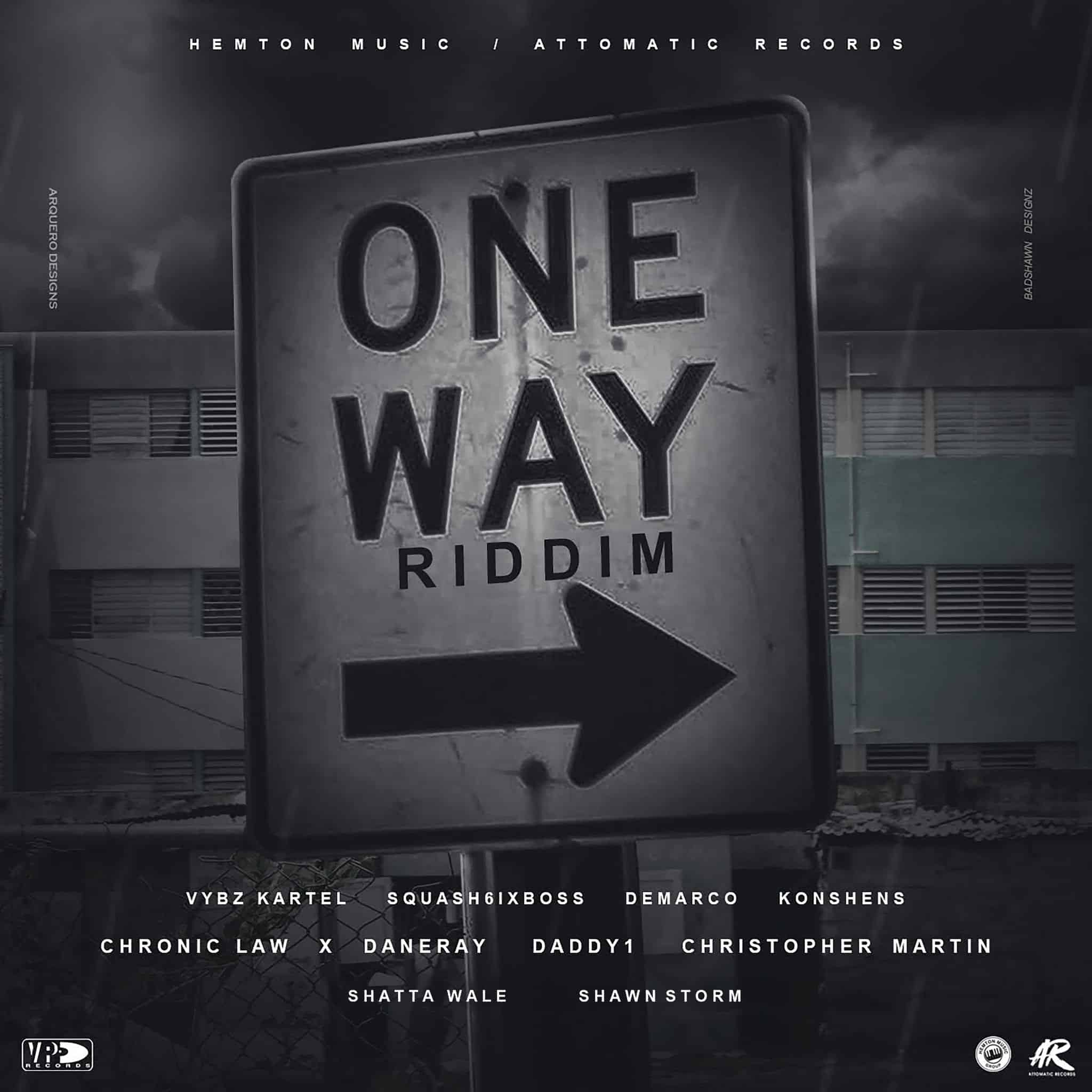 One Way Riddim - Various Artists
