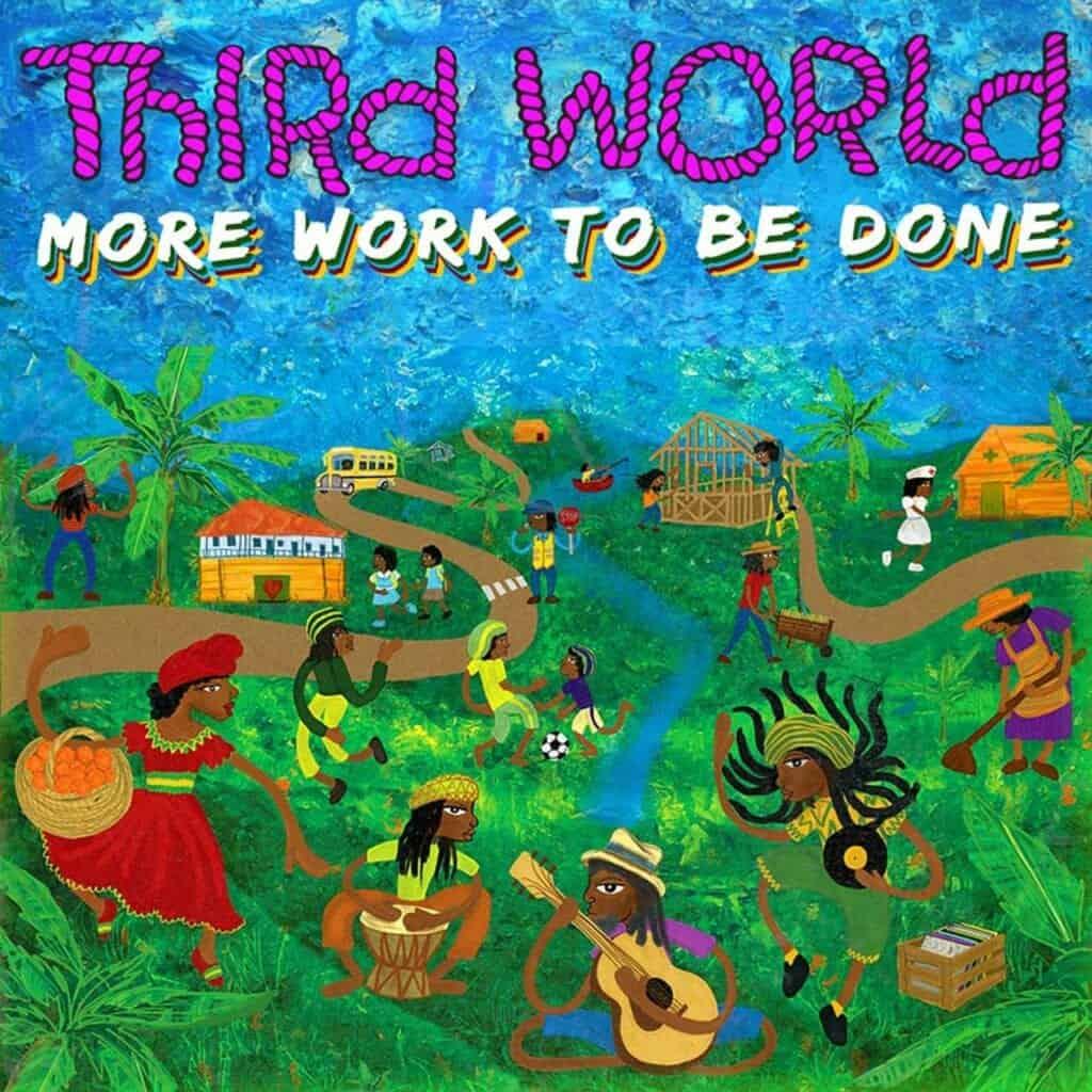 THIRD WORLD featuring Damian Jr Gong Marley -  You
