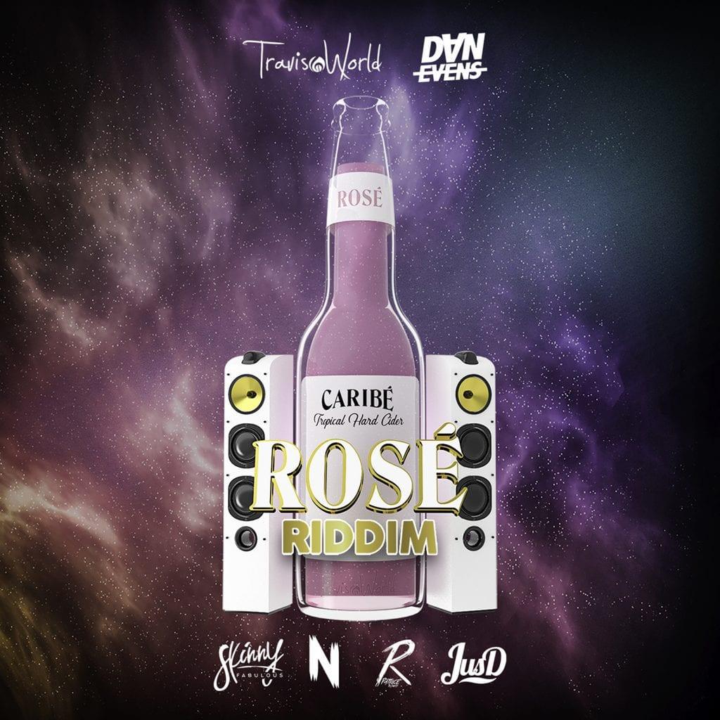 Caribé Rosé Riddim - Produced by Travis World & Dan Evens