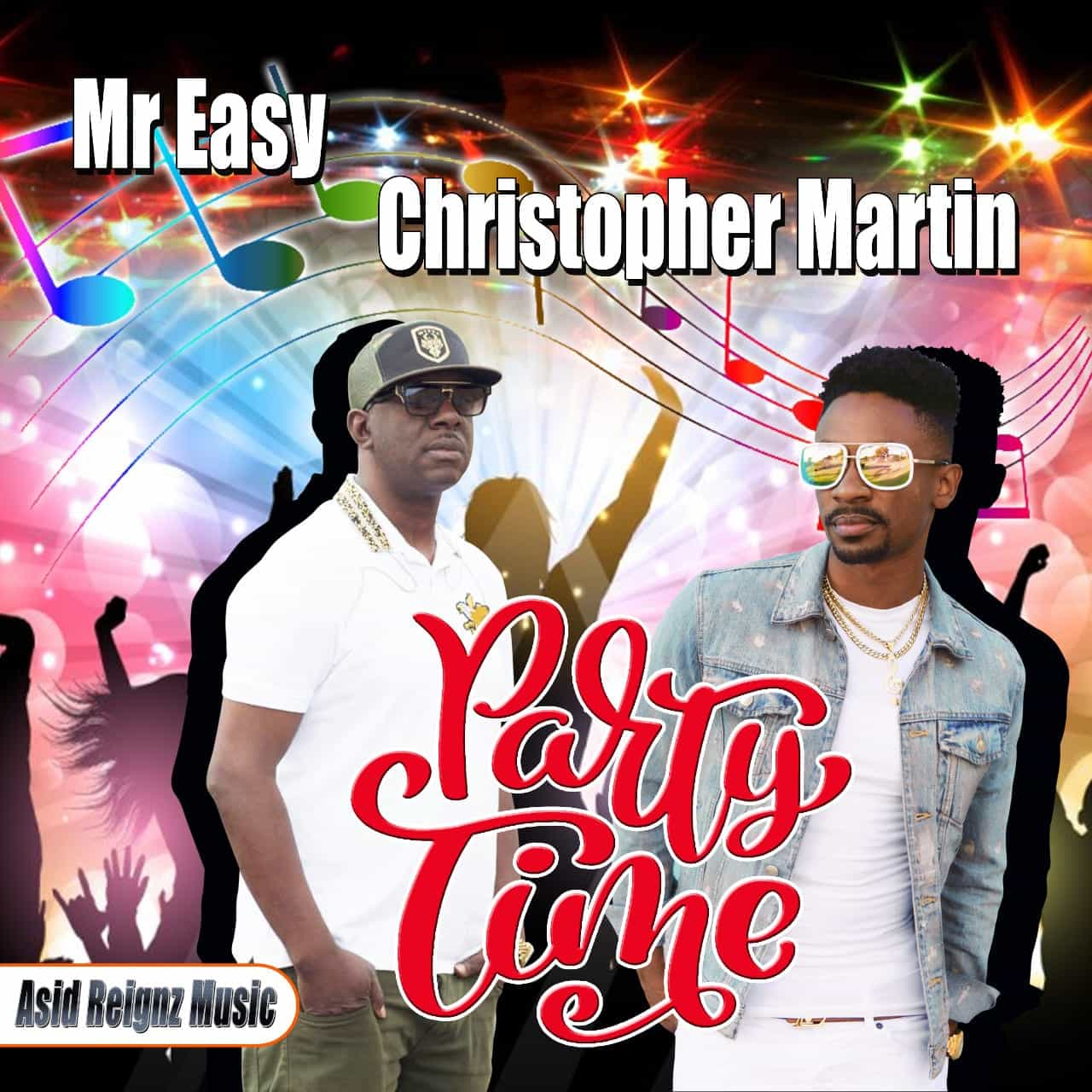 Party Time by Mr Easy & Christopher Martin