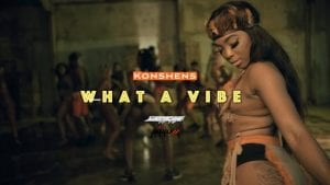 Konshens- What a Vibe (Bruk Out) Prod. By Anju Blaxx