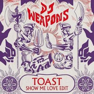 Koffee - Toast (Major Lazer 'Show Me Love' Edit)