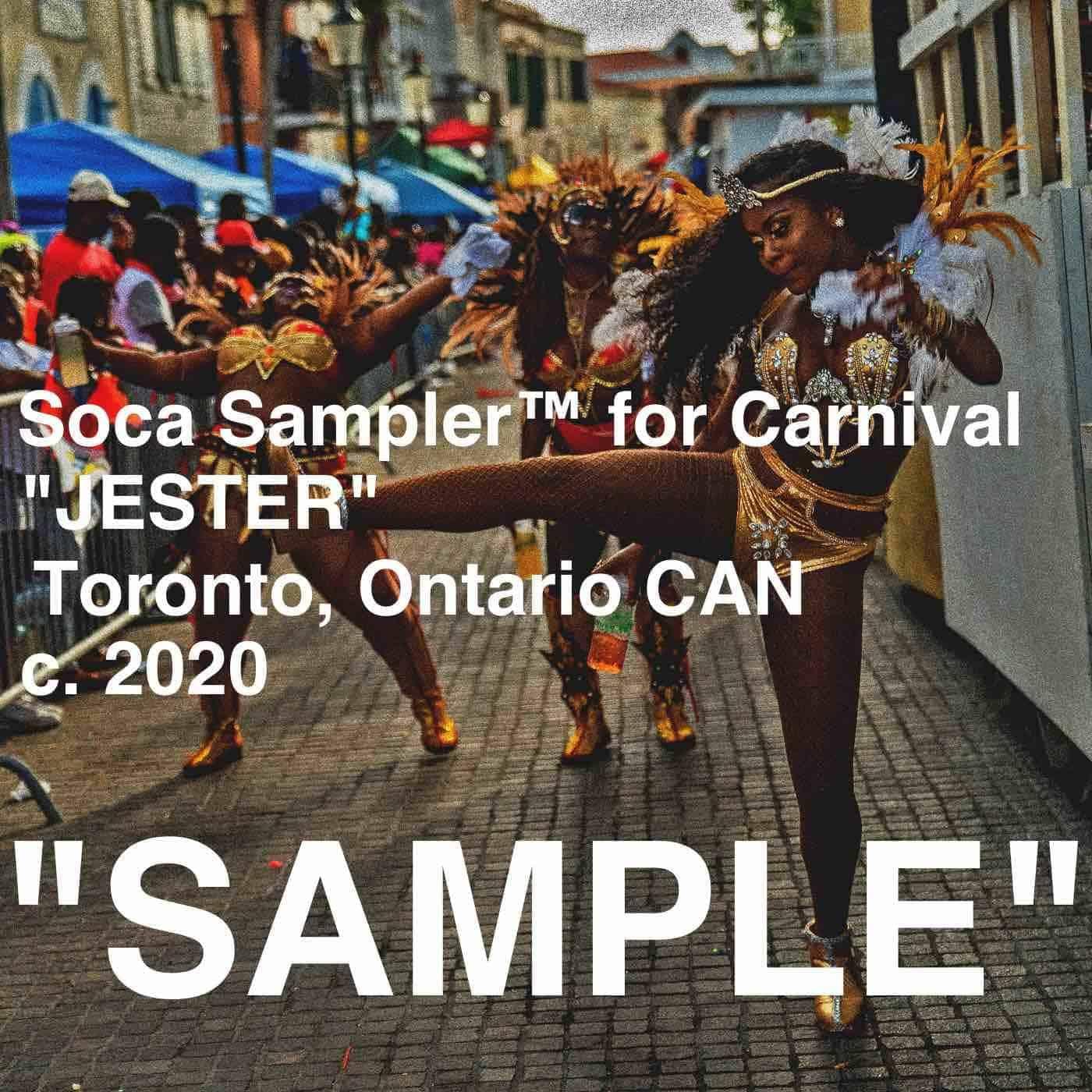 Jester presents Soca Sampler 2020™