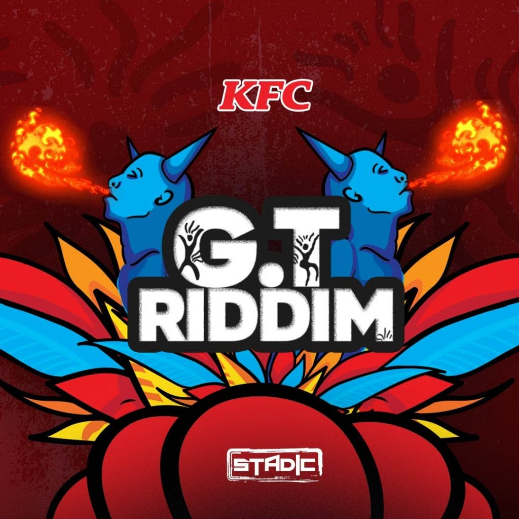 KFC Presents: GT Riddim (produced by Stadic)