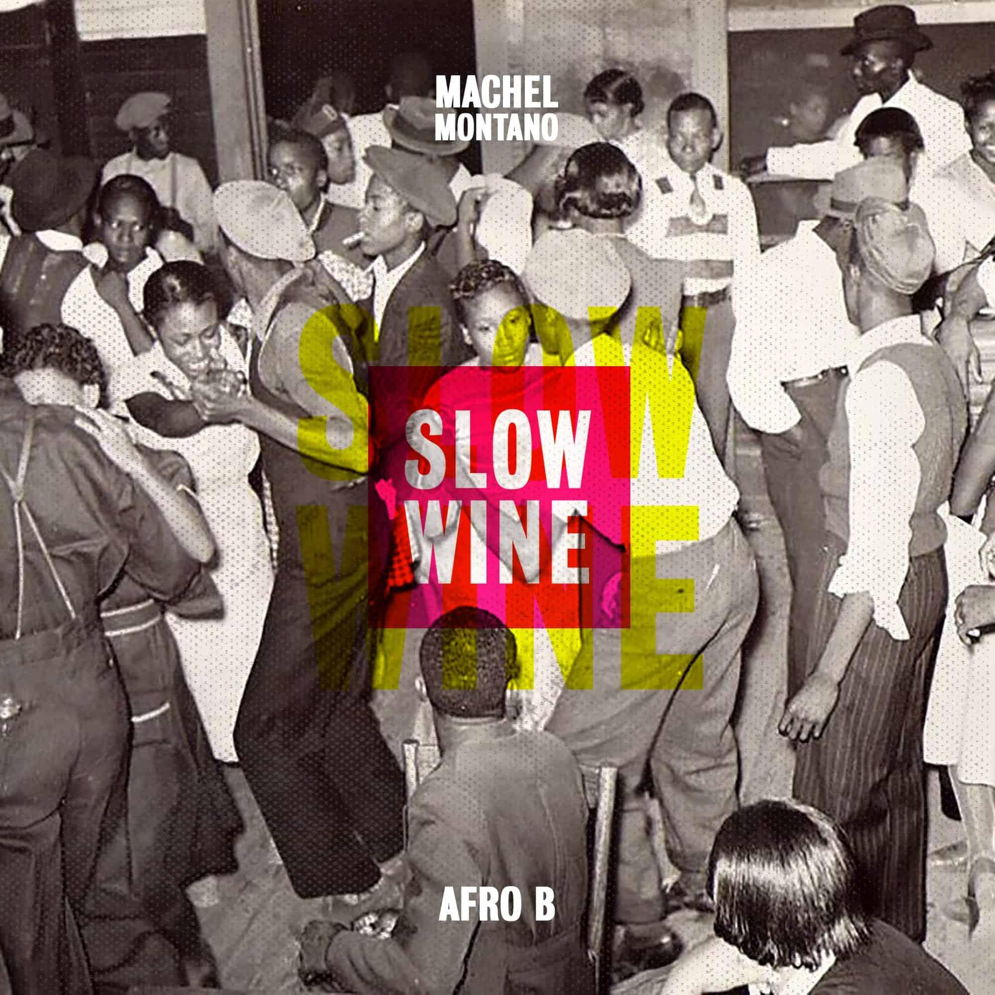Slow Wine - Machel Montano & Afro B