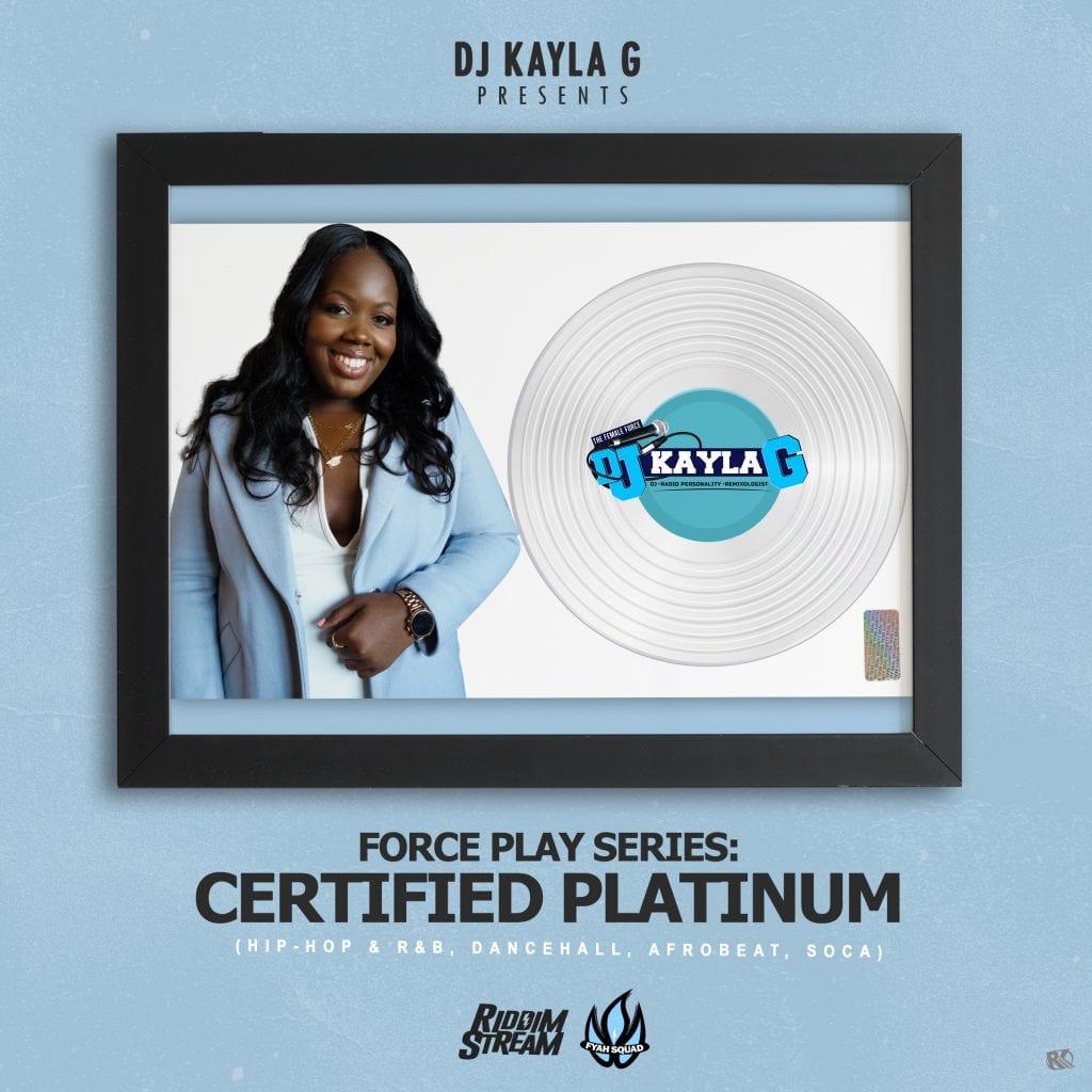 DJ Kayla G - Certified Platinum (2020 Mixtape)