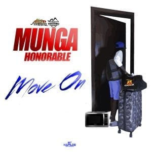Munga Honorable - Move On - Hilltop Records