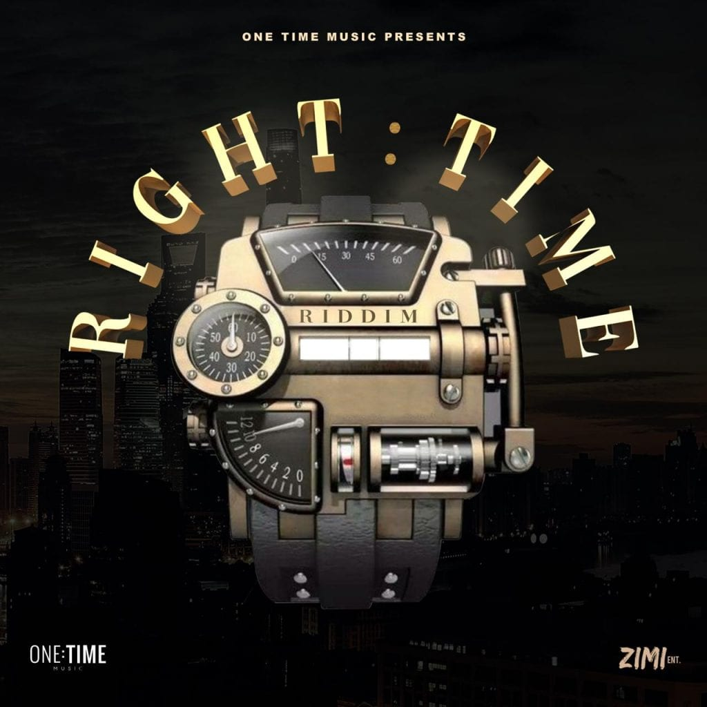 Right Time Riddim - One Time Music