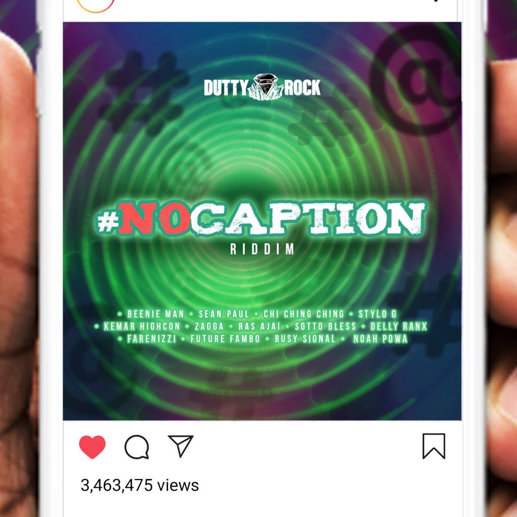 Dutty Rock Productions Presents No Caption Riddim
