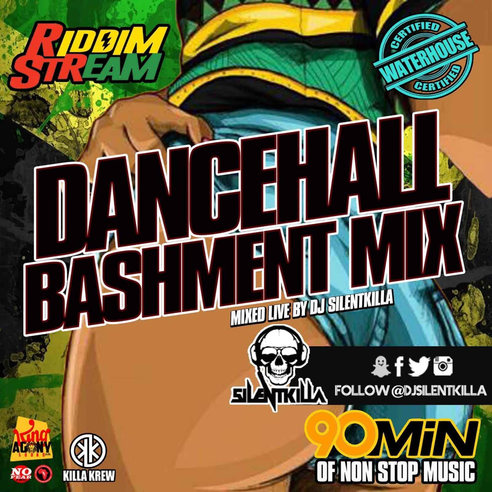 DJ Silentkilla - Dancehall Bashment Mix - Waterhouse Certified