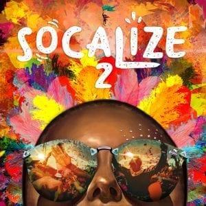 Socalize 2 - Badjohn Republic - 2020 Soca Compilation Album