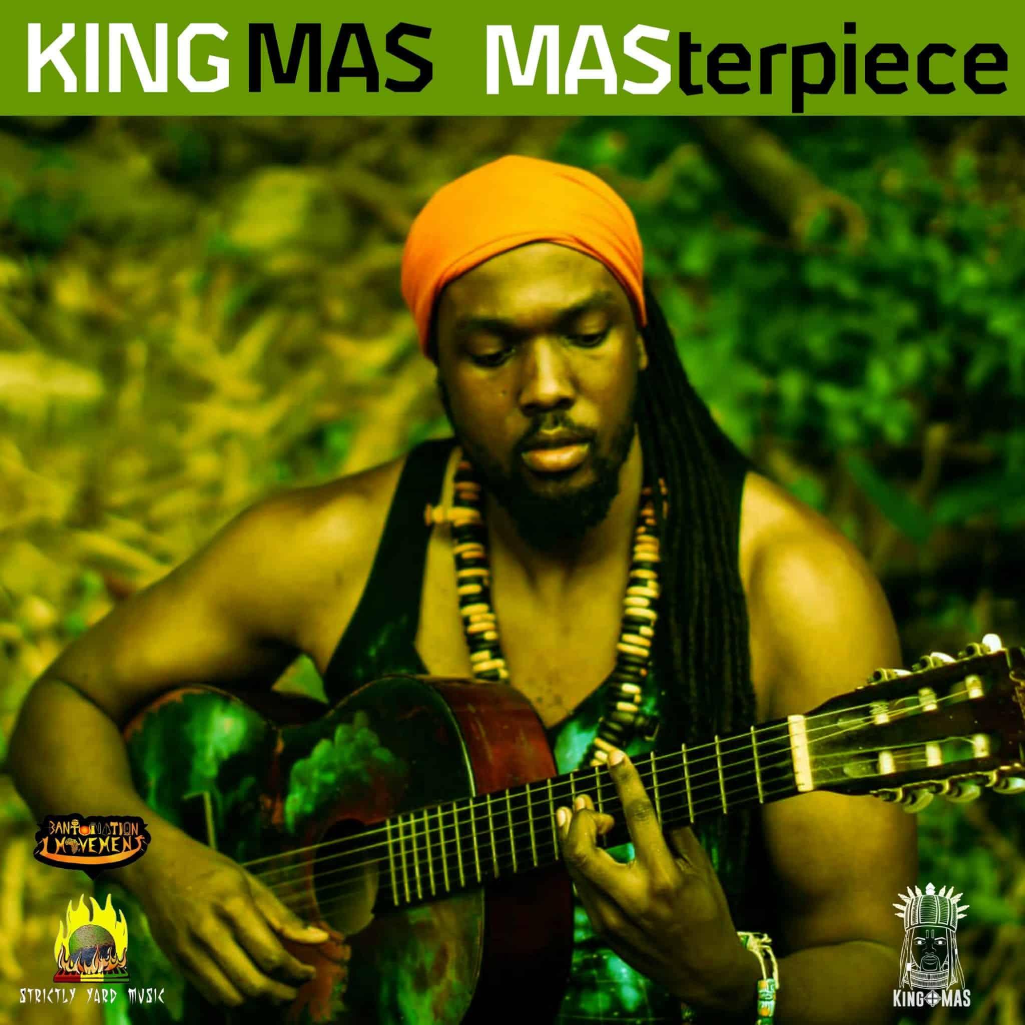 King MAS - MASterpiece - Strictly Yard Music